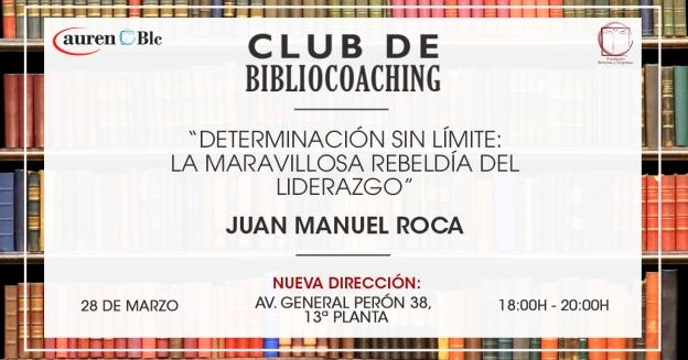 bibliocoaching juan manuel roca